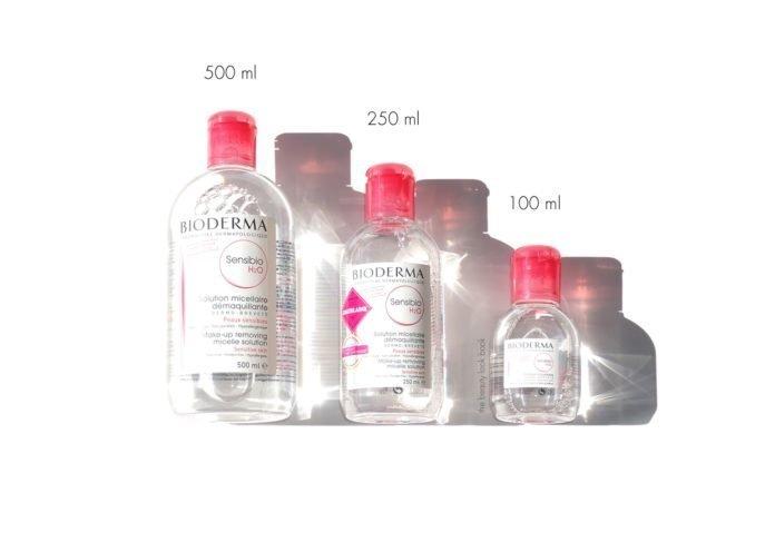 Review Nước tẩy trang Bioderma Sensibio H2O Có Tốt Không? nước tẩy trang Bioderma hồng